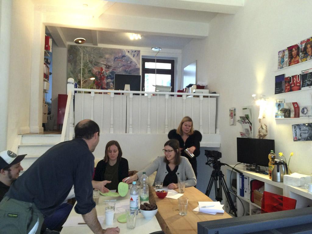 Businessfilm-Workshop 22.01.16