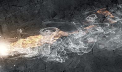 magischer Rauch