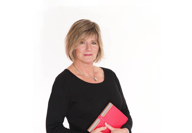Portrait Karin Steinhage