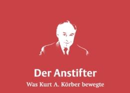 Titelbild der Anstifter, Broschüre